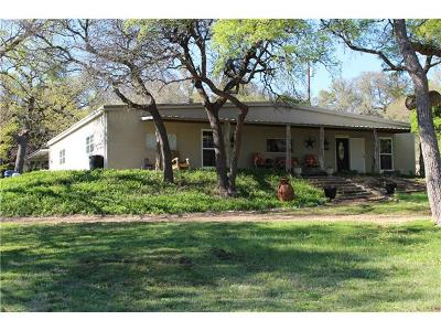 Georgetown Single Family Home For Sale: 7200 Ranch Road 2243