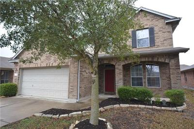 Buda Single Family Home For Sale: 201 Desert Quail Ln