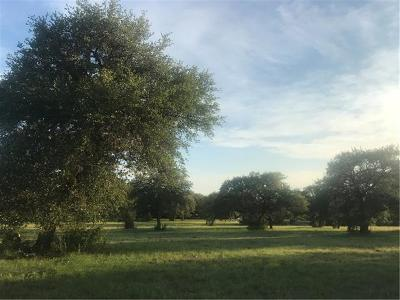 Spicewood Residential Lots & Land For Sale: 25809 Cliff Cv
