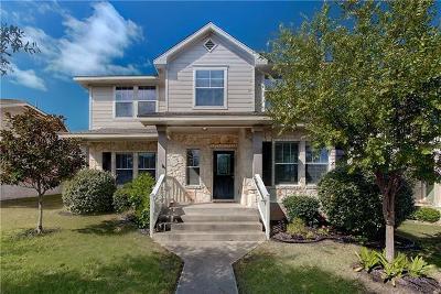 Pflugerville Single Family Home For Sale: 18020 Glacier Bay St