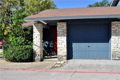 Austin Condo/Townhouse Pending - Taking Backups: 5922 Little Creek Trl