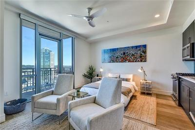 Austin Condo/Townhouse For Sale: 222 West Ave #2808