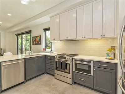 Travis County Condo/Townhouse For Sale: 2601 S 3rd St #B