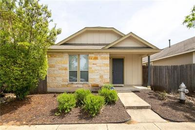 Austin Single Family Home For Sale: 4517 Secure Ln #37
