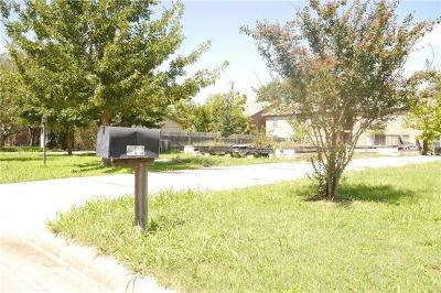 Bastrop County Residential Lots & Land For Sale: 410 Persimmon St