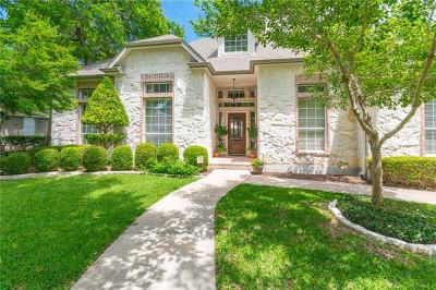 Round Rock Single Family Home Pending - Taking Backups: 3016 Senna Ridge Trl