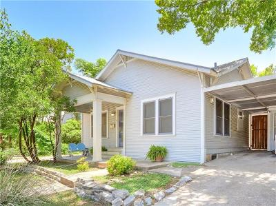 Single Family Home For Sale: 1005 Blanco St
