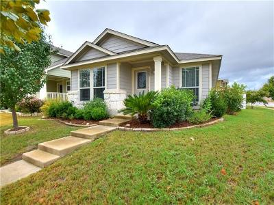 Cedar Park Single Family Home For Sale: 1907 Enchanted Rock Dr