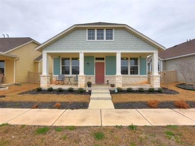 Kyle Single Family Home For Sale: 1480 Sanders