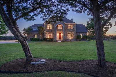 Georgetown Single Family Home For Sale: 200 Whitney Woods Cir