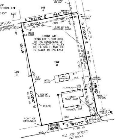 Lockhart Single Family Home For Sale: 511 Ash St