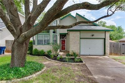Austin Single Family Home Pending - Taking Backups: 10203 Ivanhoe Trl