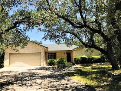 Kyle Single Family Home For Sale: 506 Homestead Rd