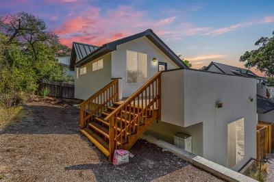 Austin Condo/Townhouse For Sale: 2812 Oak Springs Dr #2