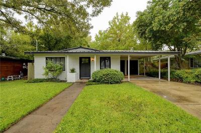 Travis County Single Family Home Pending - Taking Backups: 401 Wilmes Dr