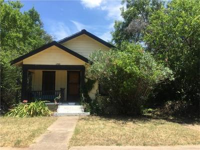 Single Family Home For Sale: 1908 E 11th St