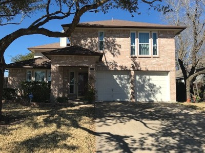 Single Family Home For Sale: 13300 Fieldgate Dr
