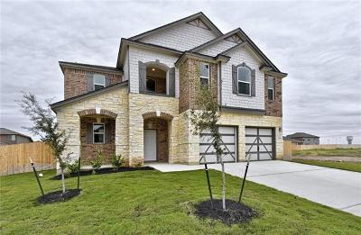 Lockhart Single Family Home For Sale: 611 Indian Blanket