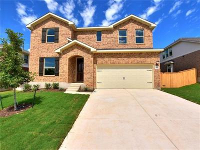 Leander Single Family Home For Sale: 4505 Casa Robles Dr