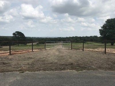 Elgin Farm For Sale: TBD Tract C N County Line Rd