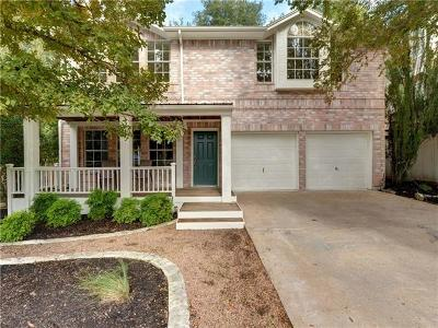 Austin Single Family Home Pending - Taking Backups: 8910 Spicebrush Dr