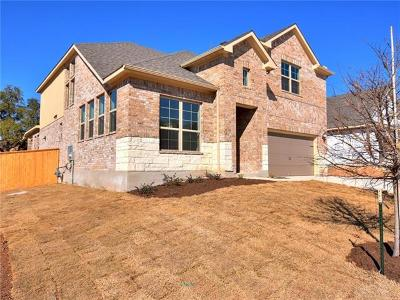 Leander Single Family Home For Sale: 4513 Casa Robles Dr