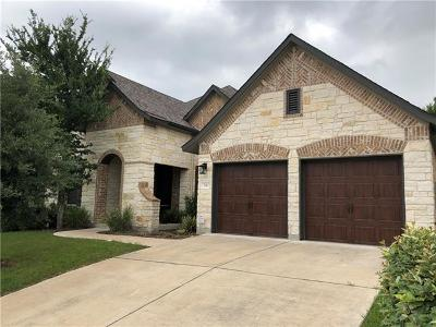 San Marcos Single Family Home For Sale: 336 Ancient Oak Way