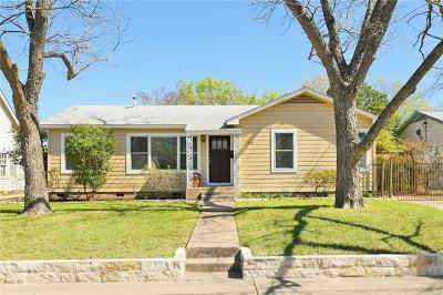 Travis County Single Family Home For Sale: 1408 Karen Ave