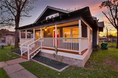 Single Family Home For Sale: 411 Vernon St