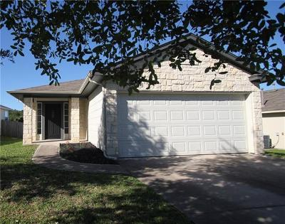 Austin Single Family Home For Sale: 5420 Rayburn Ln