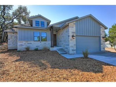 Lago Vista Single Family Home For Sale: 1916 Owens Ln