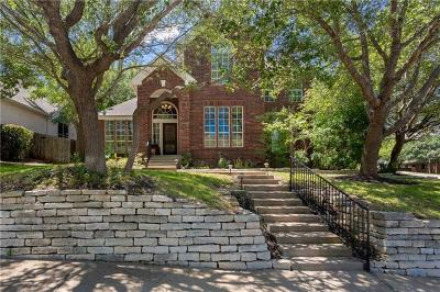 Austin Single Family Home For Sale: 3468 Mulberry Creek Dr