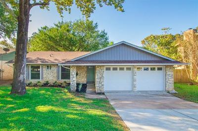 Austin Single Family Home For Sale: 7303 Fred Morse Dr