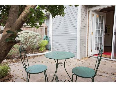 Austin Condo/Townhouse For Sale: 1010 W Rundberg Ln #26