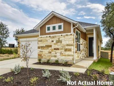 Cedar Park Single Family Home For Sale: 13701 Ronald Reagan Blvd #8