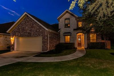 Cedar Park Single Family Home For Sale: 3114 Madisina Dr