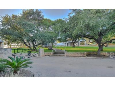 Leander Single Family Home For Sale: 115 High Gabriel Dr