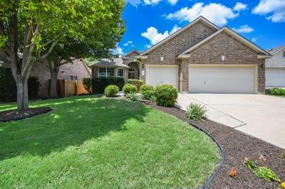 Cedar Park Single Family Home For Sale: 2407 Falmer Ct