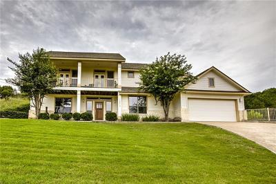Austin Single Family Home For Sale: 13615 Hunters Pass