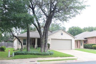 Cedar Park Single Family Home For Sale: 2216 Clover Ridge Dr