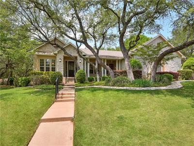 Georgetown Single Family Home Active Contingent: 117 Hill Country Dr