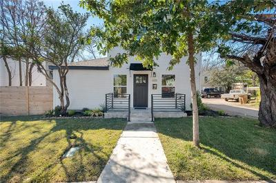 Austin Single Family Home For Sale: 605 Harris Ave