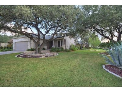Georgetown Single Family Home For Sale: 107 Rio Grande Loop
