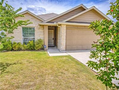 Del Valle Single Family Home For Sale: 6817 Plains Crest Dr