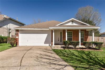 Travis County Single Family Home Pending - Taking Backups: 2200 Billy Fiske Ln
