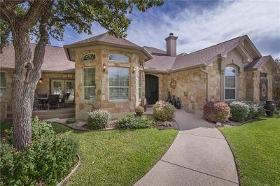 Georgetown Single Family Home Pending: 213 Silverleaf Dr