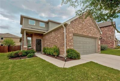 Hays County, Travis County, Williamson County Single Family Home For Sale: 1320 Tillerfield