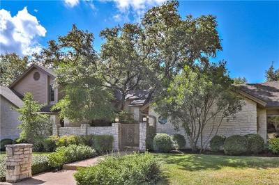 Austin Single Family Home For Sale: 5505 N Scout Island Cir