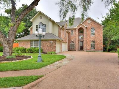Round Rock Single Family Home Pending - Taking Backups: 1922 Savannah Dr