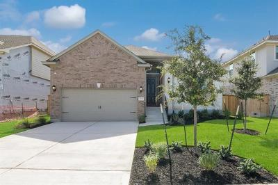 Leander Single Family Home For Sale: 2908 Coral Valley Dr